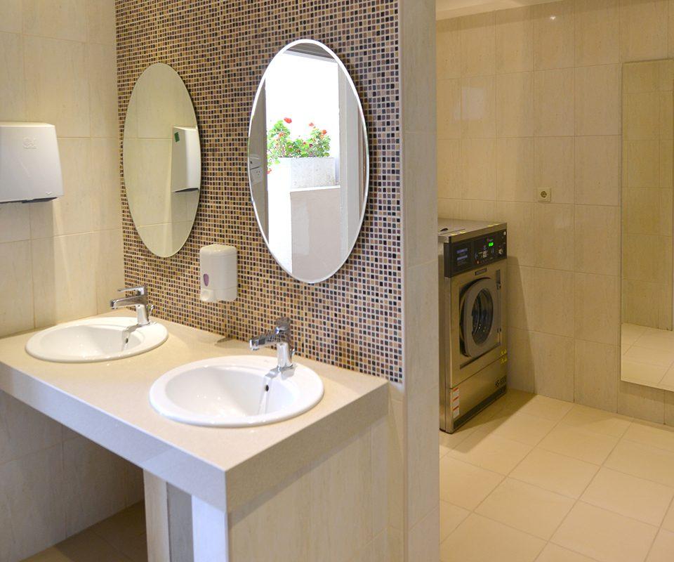 Washing Sunday Rhodes hotel